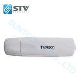DVB-T2, DVB-C & Radio USB Stick for Windows Laptop and PCs ( Six in One)
